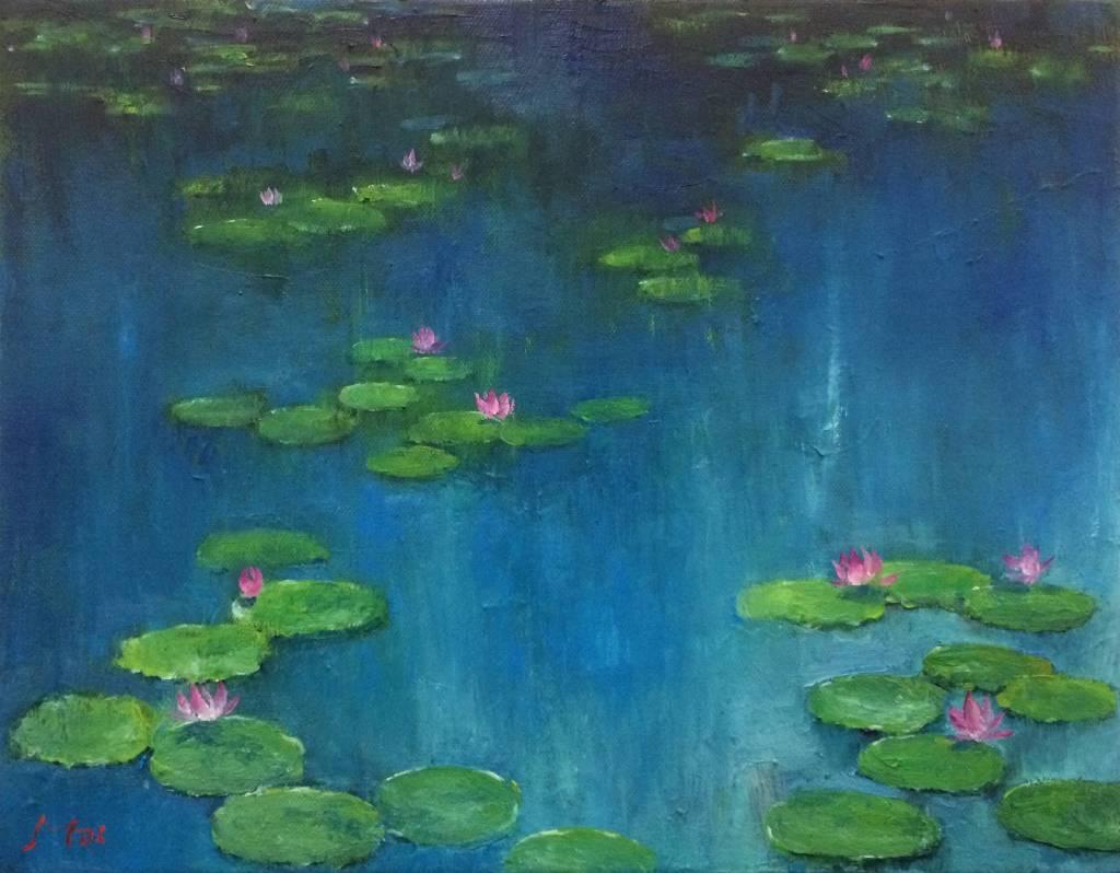 麥朵赫 - 月池