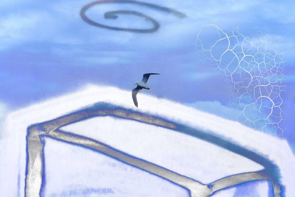 行云 - 乘著風的幻想