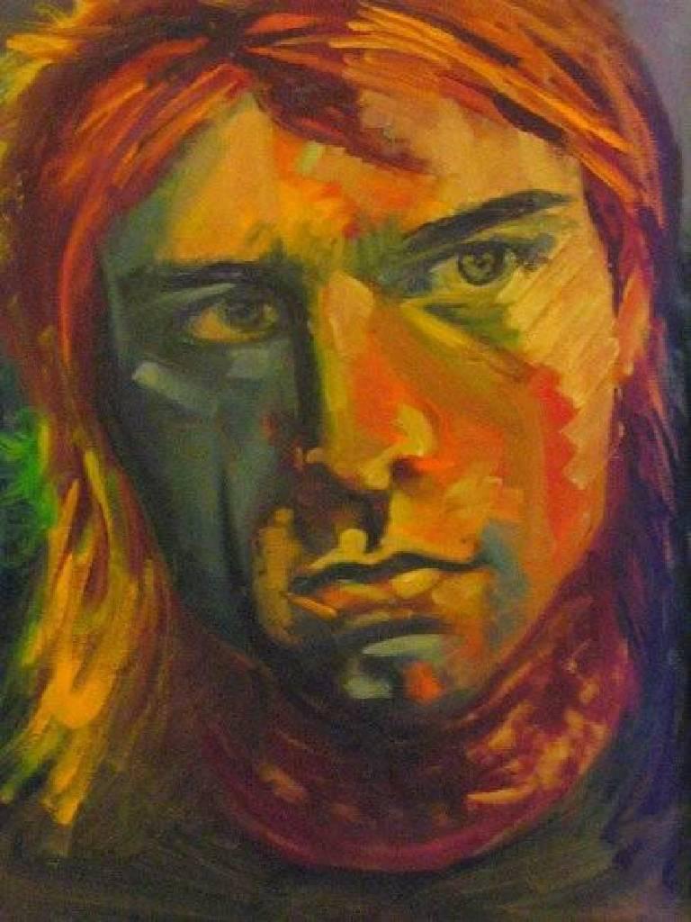 林裕盛-Kurt Cobain