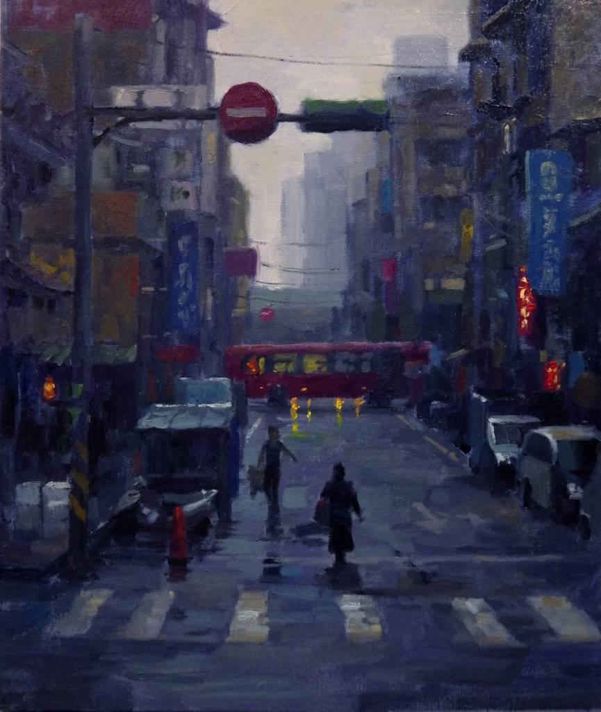 宋適生-灰色的街
