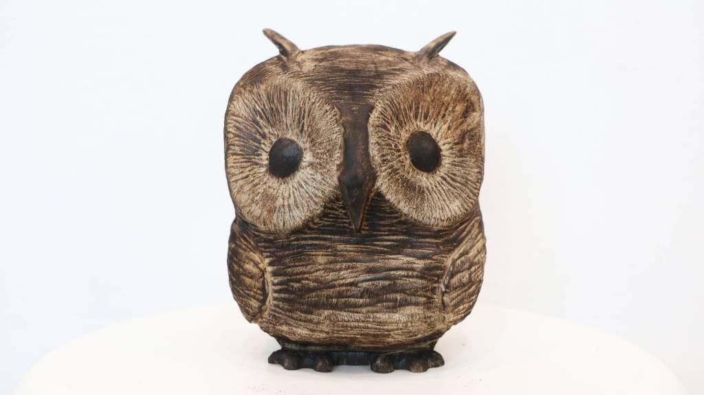 東眼居藝品-小圓鴞