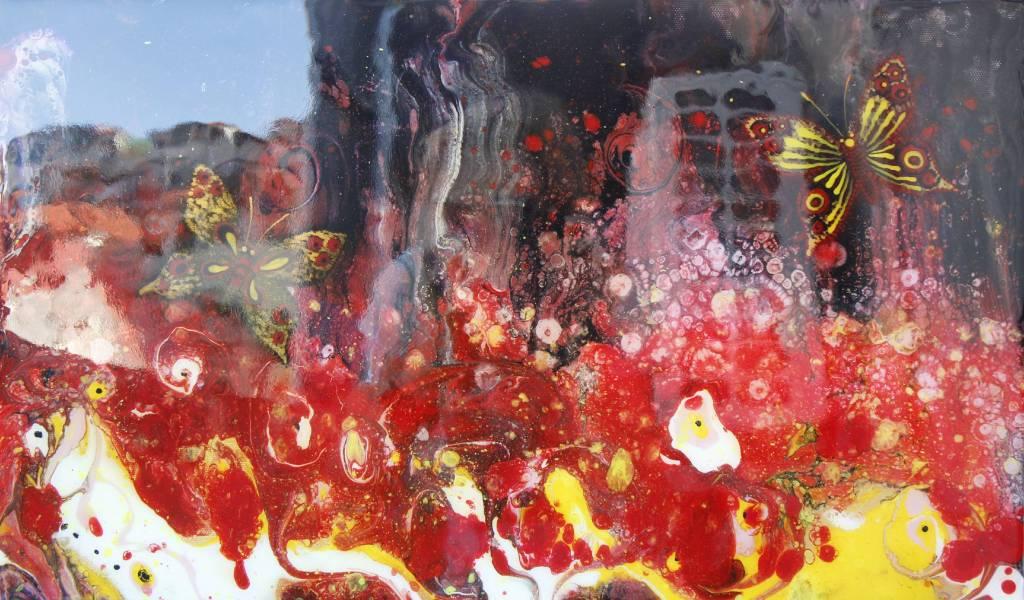 葛拉娜-we are on Fire