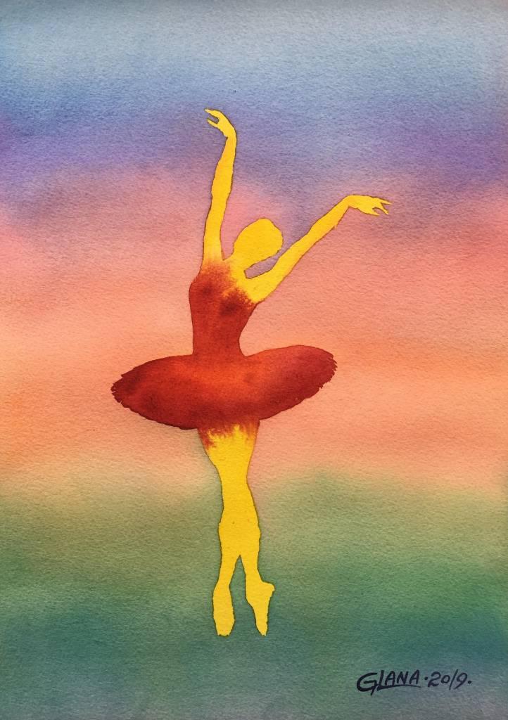 葛拉娜 - Ballerina 3