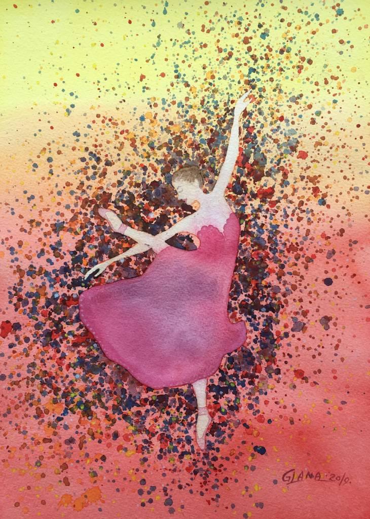 葛拉娜-Ballerina 4