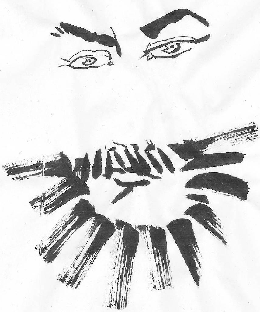 林裕盛-虯髯客系列之一