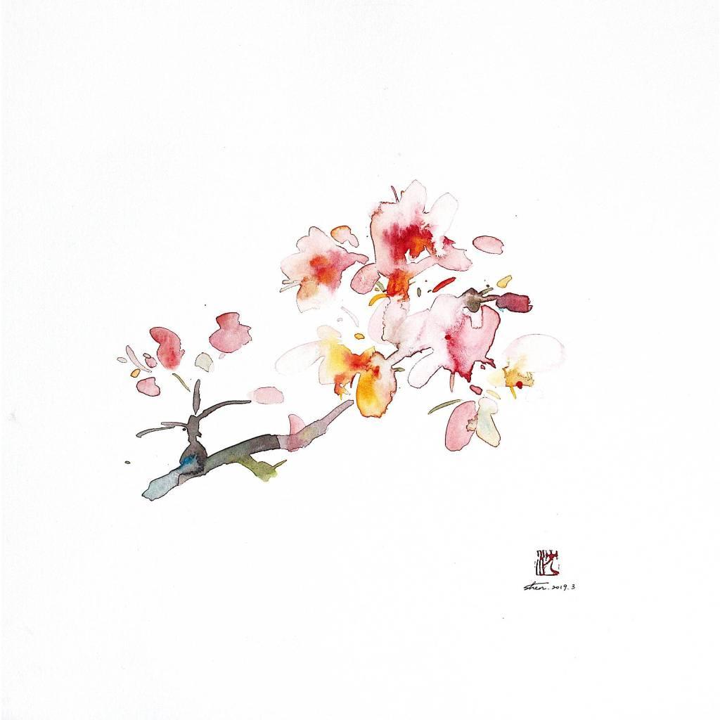 沈鈺華-聖丹尼之春 - 櫻VII