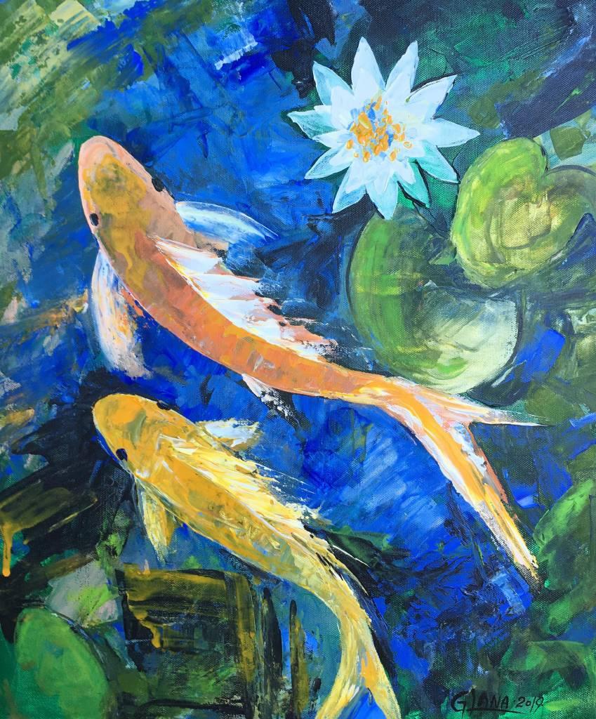 葛拉娜-Golden fish