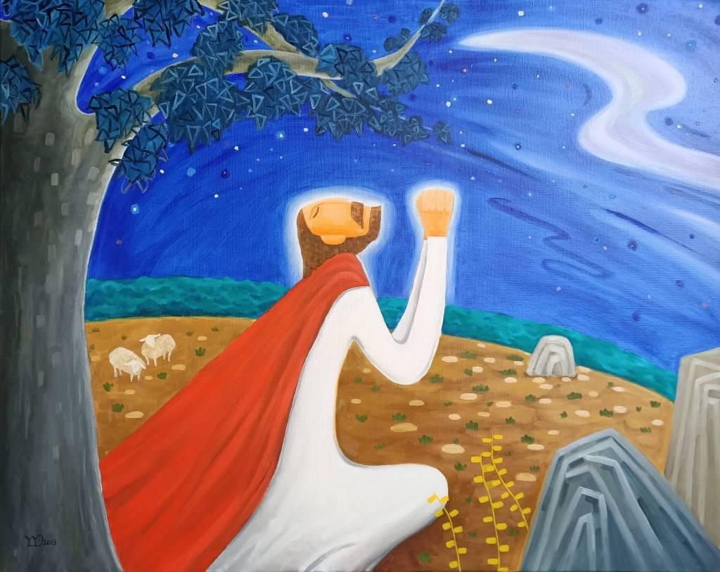 楊玉金 - 耶穌的祈禱