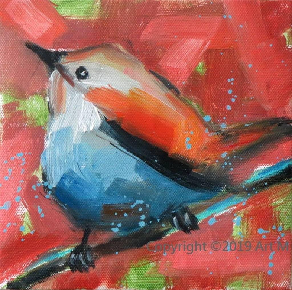 Mar - Atelier-[超萌系列] - 我是一只美麗的小小鳥  ART11