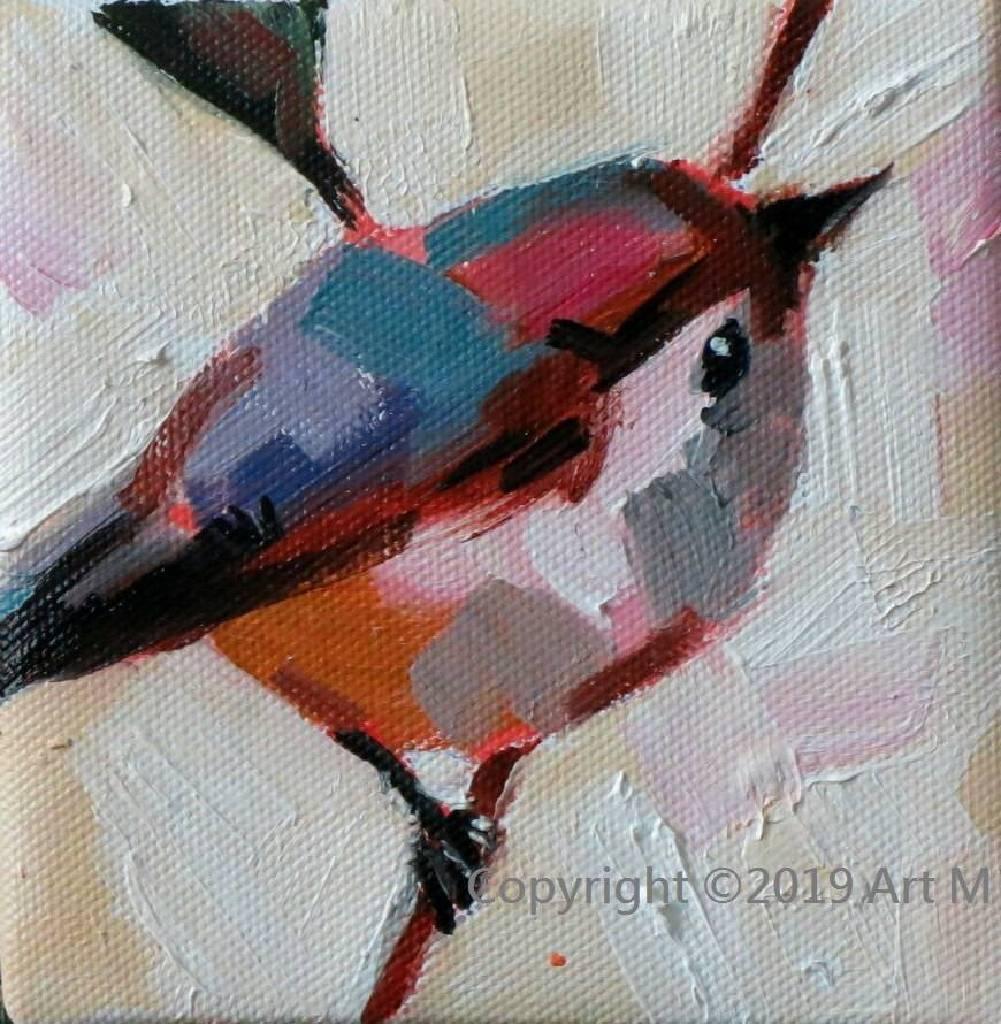 Mar - Atelier-[超萌系列] - 我是一只美麗的小小鳥  ART10