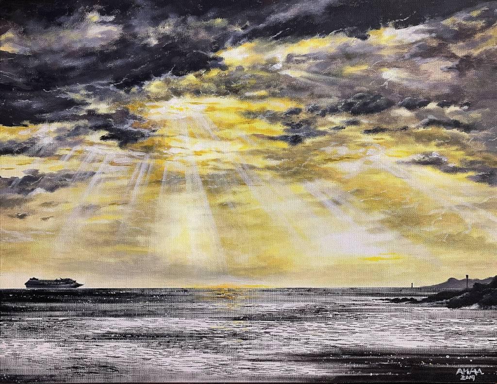 艾瑪 Amma-《追光者系列:暉光日新》Light Chaser : Dawn Light In Keelung
