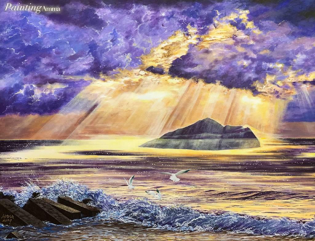 艾瑪 Amma-《追光者系列:破曉曙光》Light Chaser : Grand Breaking Dawn in Turtle Island