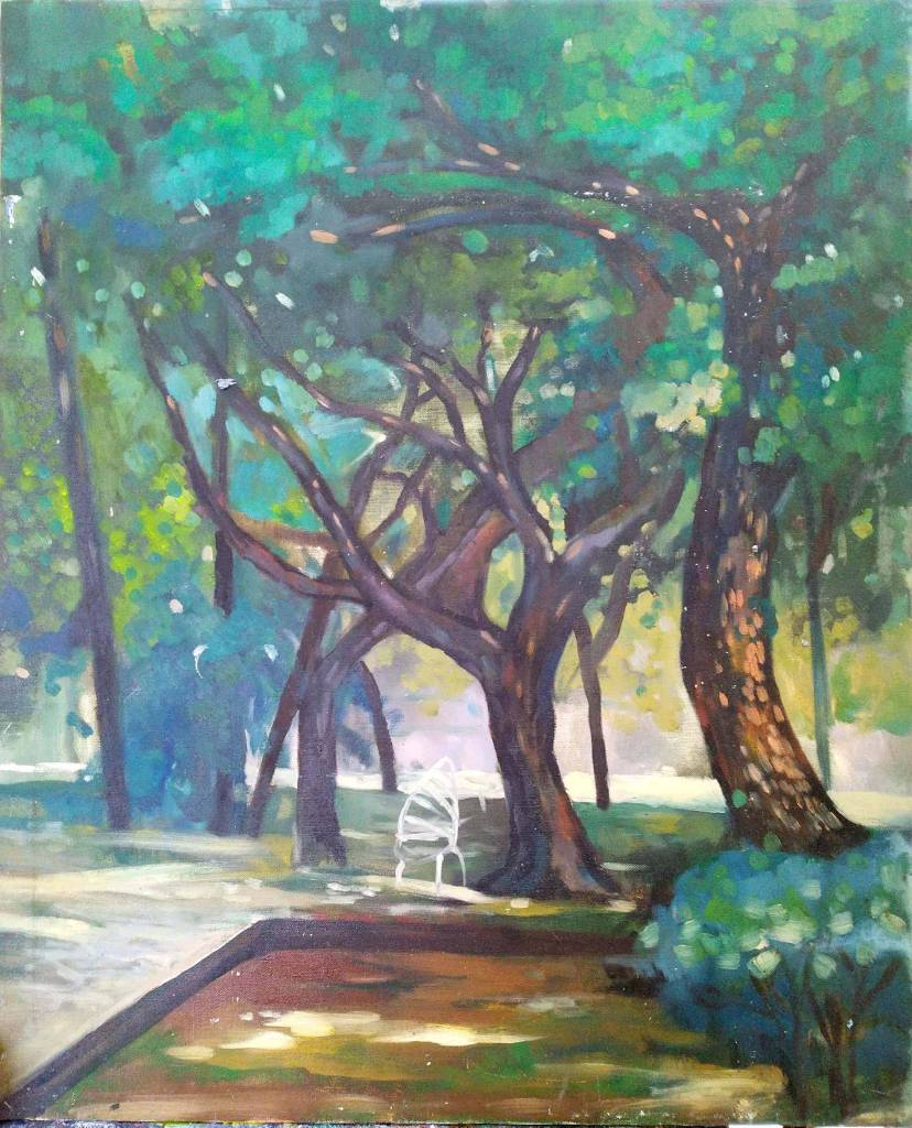 胡志誠-樹林