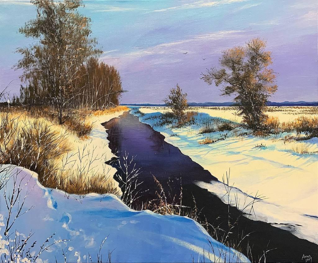 艾瑪 Amma-《冬日印象》Impressions in Winter