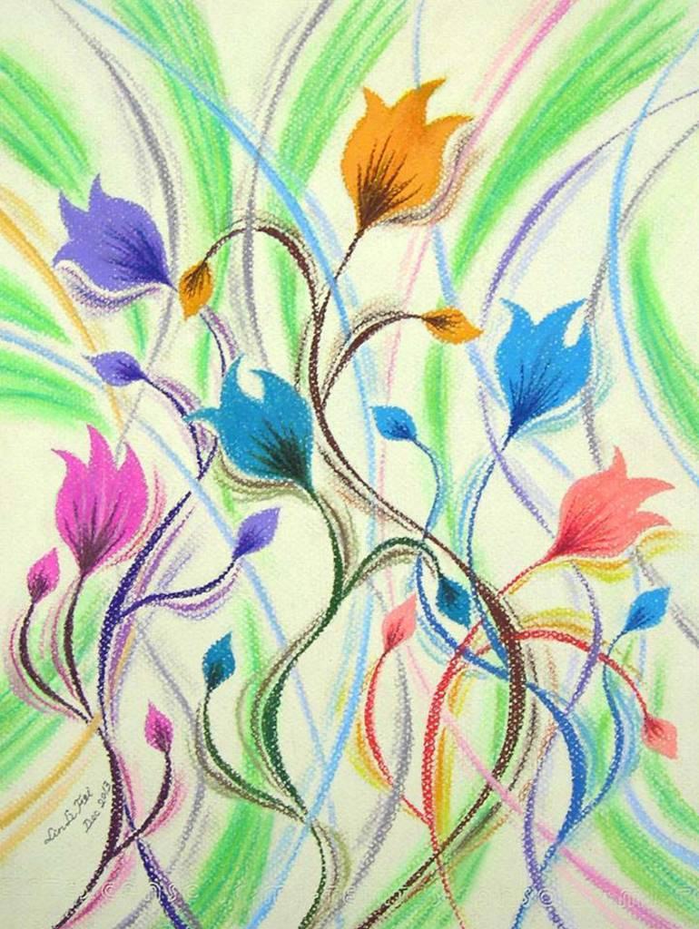 林俐斐-花朵在風中起舞