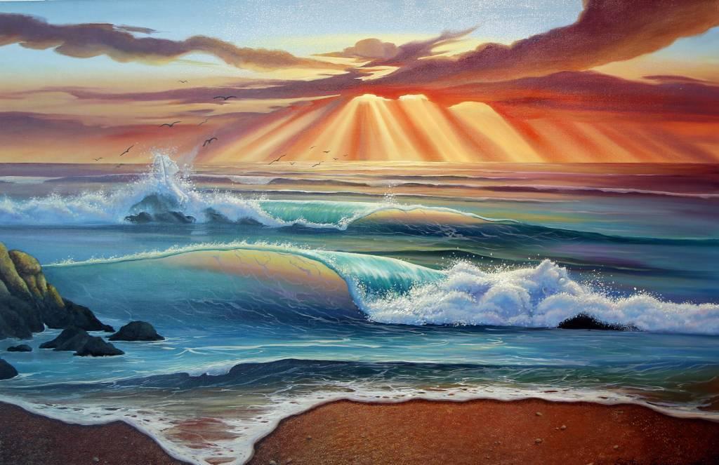 葛拉娜 - The song of the East Coast waves