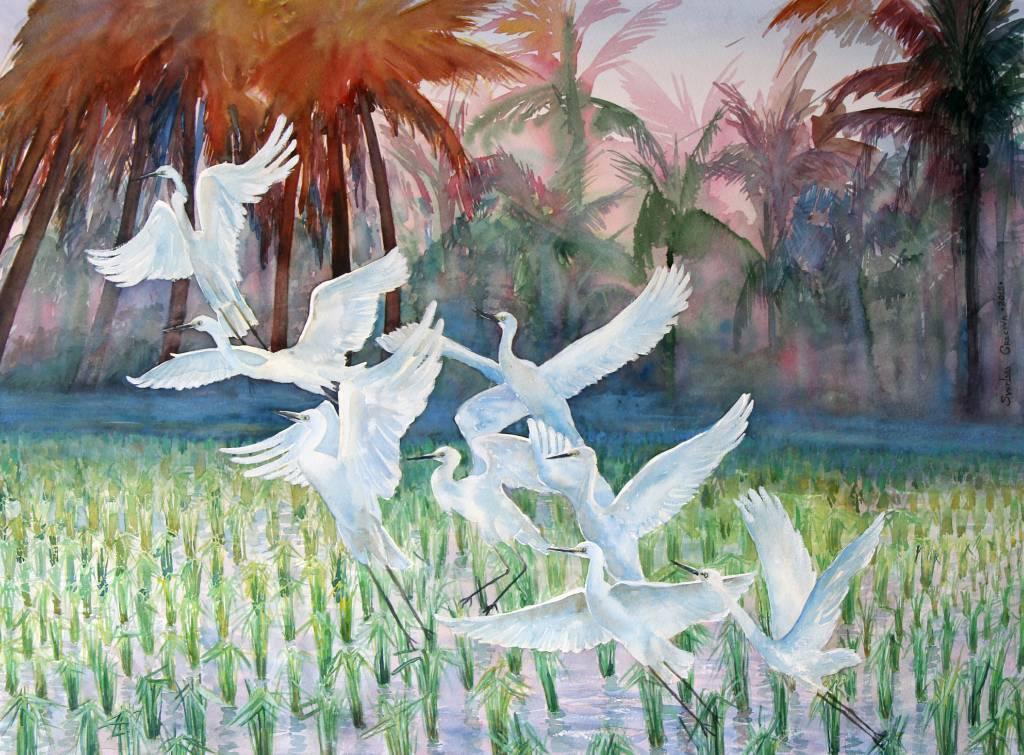 """葛拉娜 - We are one (""""White birds"""")"""
