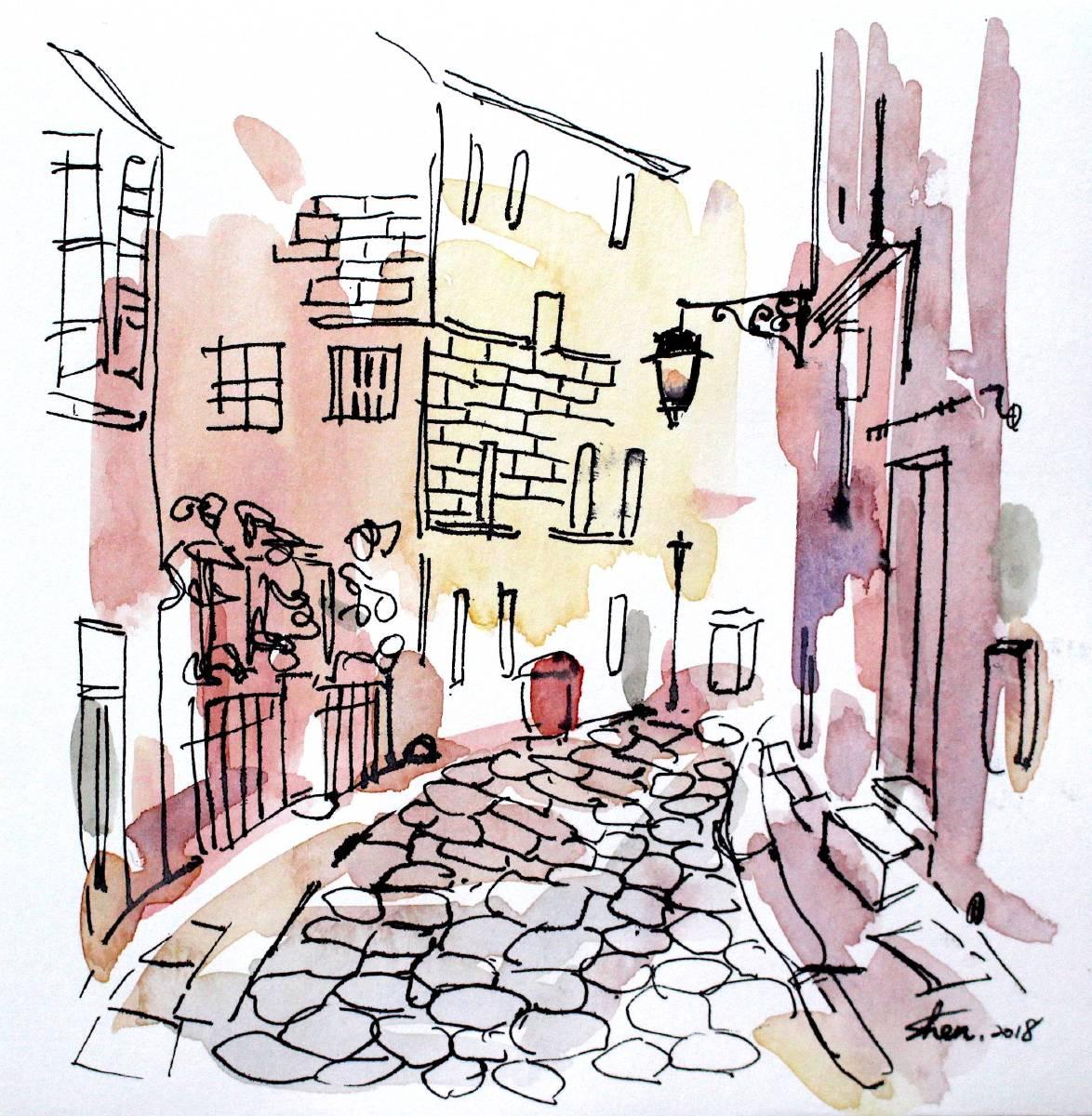 沈鈺華-Arles 亞爾